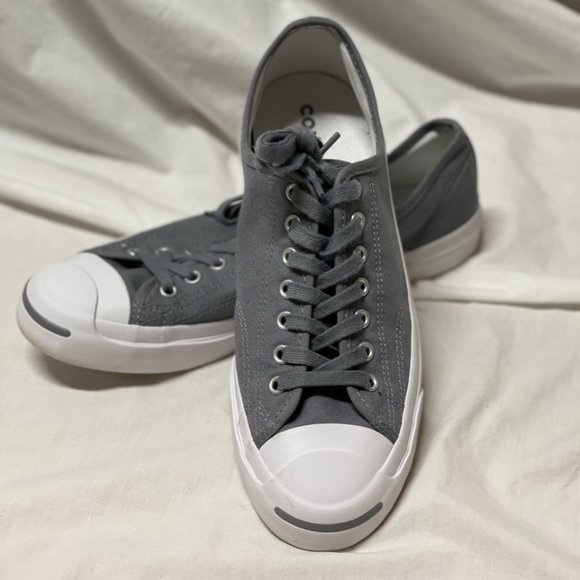 Converse Jack Purcell Ox Canvas Low Rise Shoes